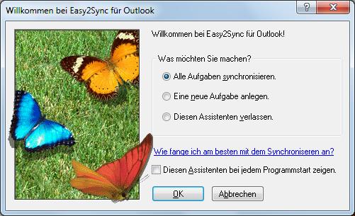 Easy2Sync für Outlook